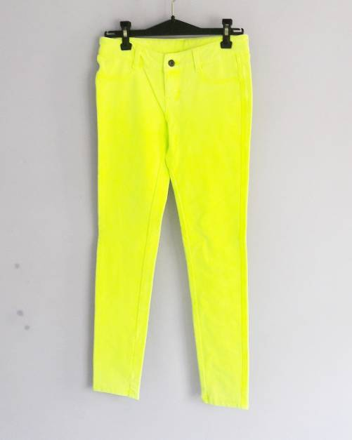 Jeggin amarillo fosforescente  (#33THRIFTSHOP)