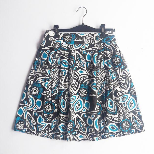Falda a la cintura (#33THRIFTSHOP)