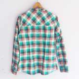 Camisa de cuadros (#33THRIFTSHOP)