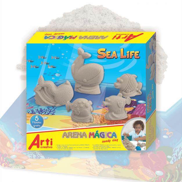 SEA LIFE - ARENA MÁGICA