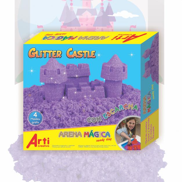 GLITTER CASTLE - ARENA MÁGICA