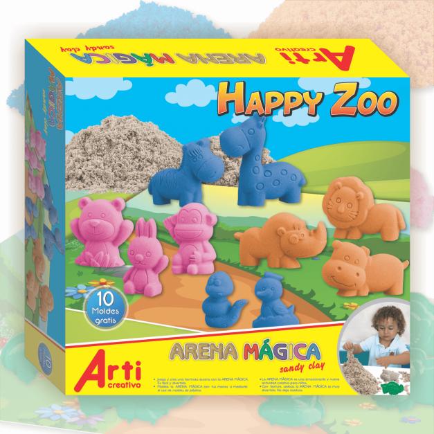 HAPPY ZOO - ARENA MÁGICA