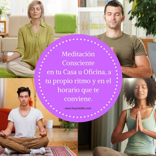 [ Individual Privado ] Meditación Consciente