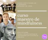 [ Grupal - Certificado ] Master Course Mindfulness
