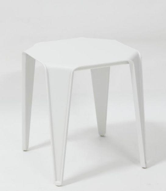 Mesa Blanca Polipropileno
