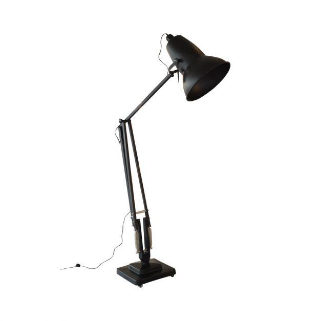 Lámpara Metal Negro