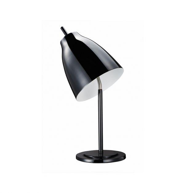 Lámpara Aluminio Negro