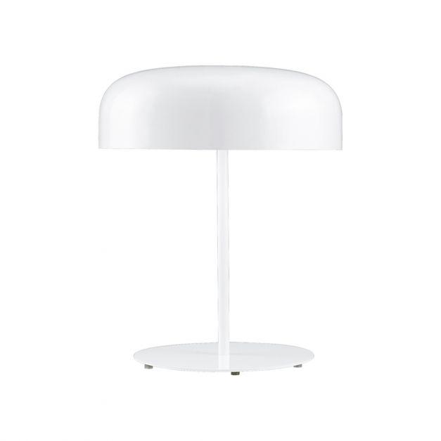 Lámpara Aluminio Metal Blanco