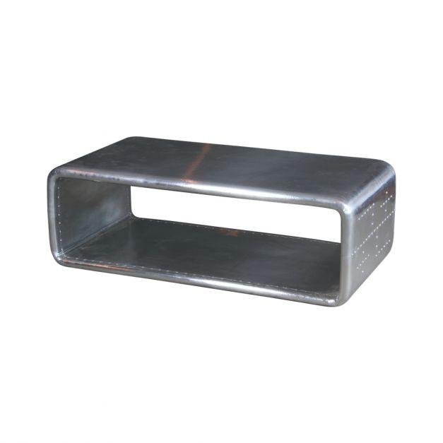 Mesa Centro Aluminio