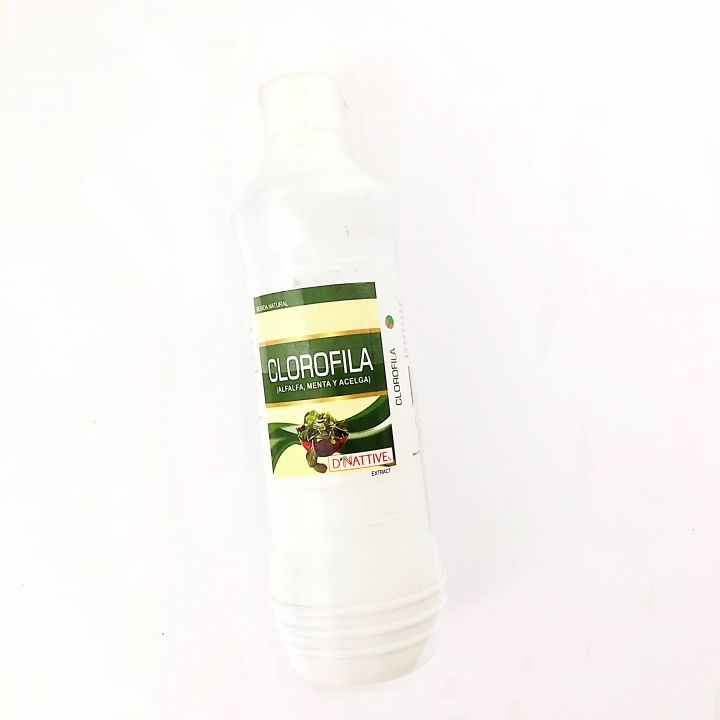 CLOROFILA 600ML D`NATIVVE