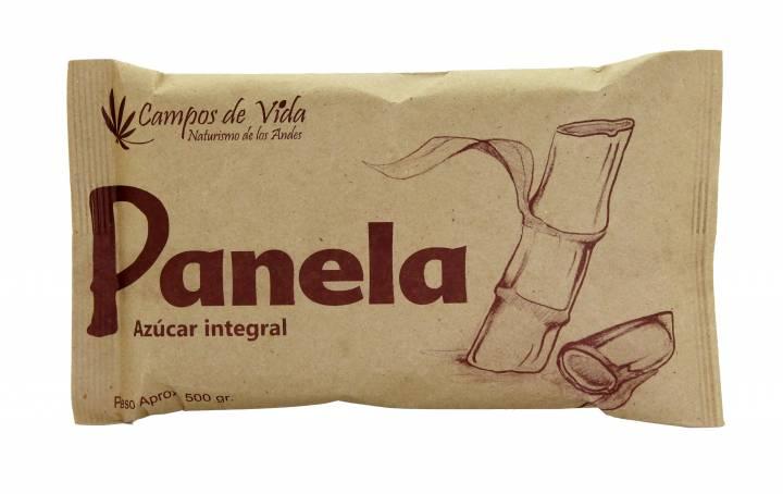 PANELA 500GR CAMPOS DE VIDA
