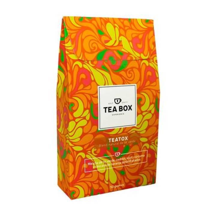 TEATOX - 50GR - TEABOX