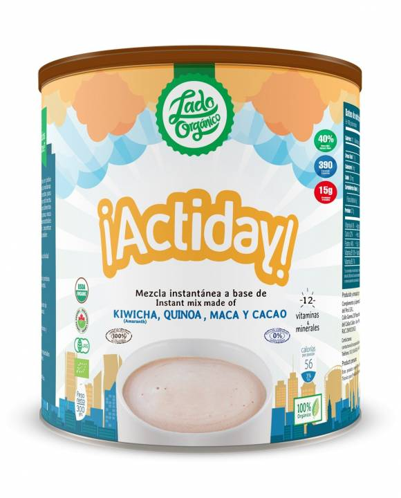 ACTIDAY INSTANTÁNEO 300GR