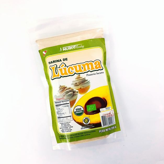 HARINA DE LÚCUMA NUTRYBODY