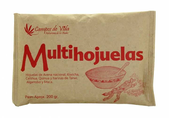 MULTIHOJUELAS 200GR CAMPOS DE VIDA