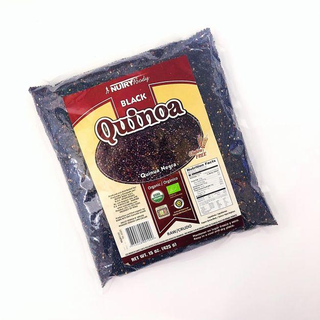 QUINUA NEGRA - 425GR - NUTRYBODY