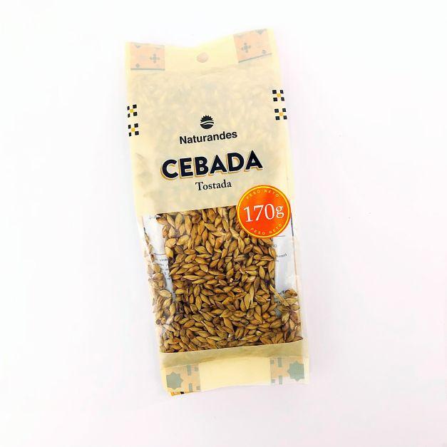 CEBADA - 170GR - NATURANDES