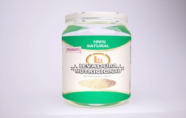LEVADURA NUTRICIONAL ORIUNDOS 80GR