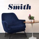 SILLON SMITH BLUE VELVET