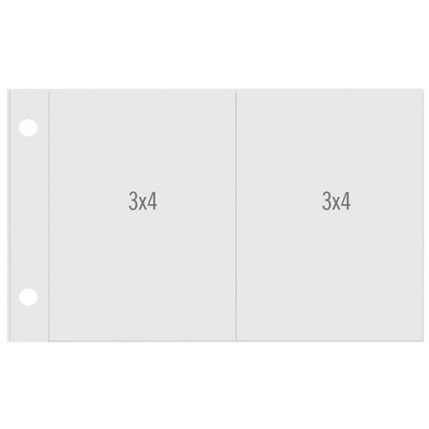 SS - Micas protectoras para fotos 7.5x10
