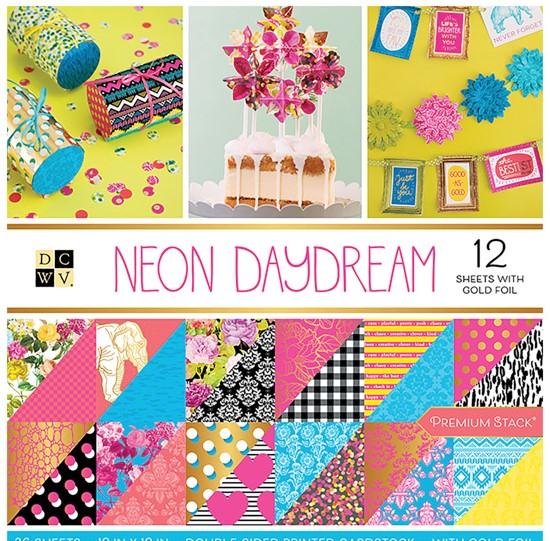 DCWV - Colección  Neon daydream x36