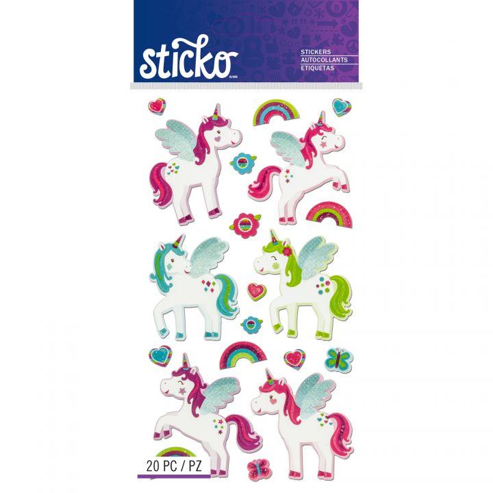Stickers UNICORNS CL14