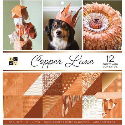 DCWV - Colección  Copper Luxe x36