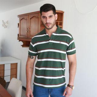 POLO ALGODÓN LISTADO
