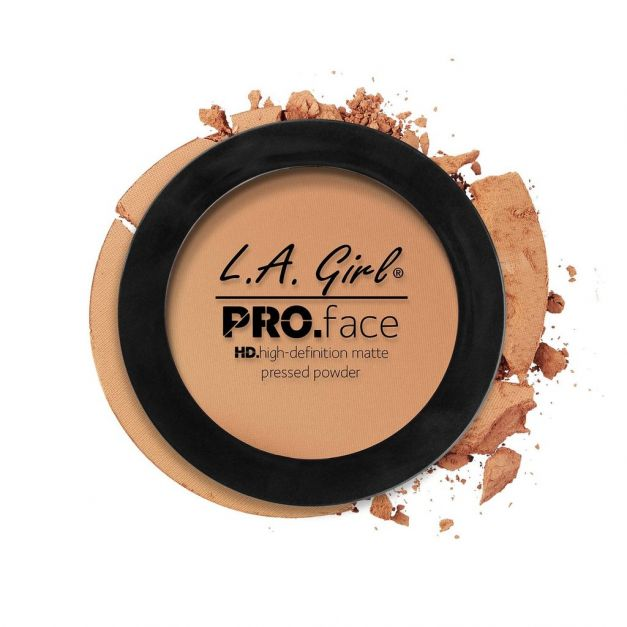 PRO. FACE PRESSED POWDER WARM HONEY