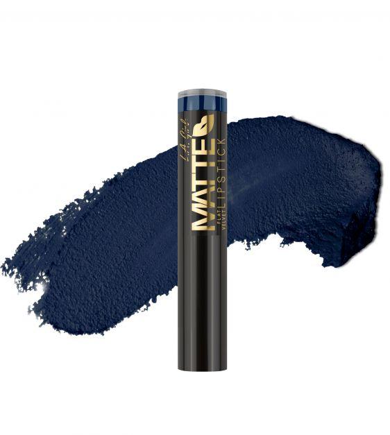 MATTE FLAT VELVET - BLUE VALENTINE