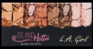 FANATIC BLUSH PALETTE  ISLAND HOTTIE
