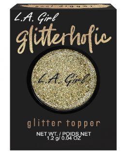 GLITTERHOLIC GLITTER TOPPER GOAL DIGGER