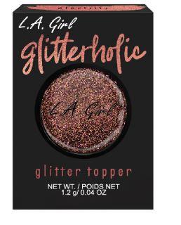 GLITTERHOLIC GLITTER TOPPER ELECTRIFY
