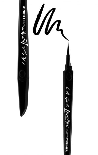 MATTE ART EYELINER - INTENSE BLACK