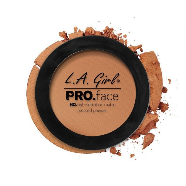 PRO. FACE PRESSED POWDER TOFFEE