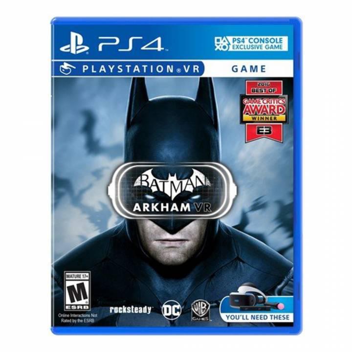Batman: Arkham VR - PS4