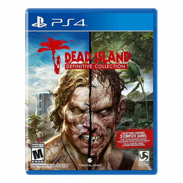 Dead Island Definitive Collection - PS4
