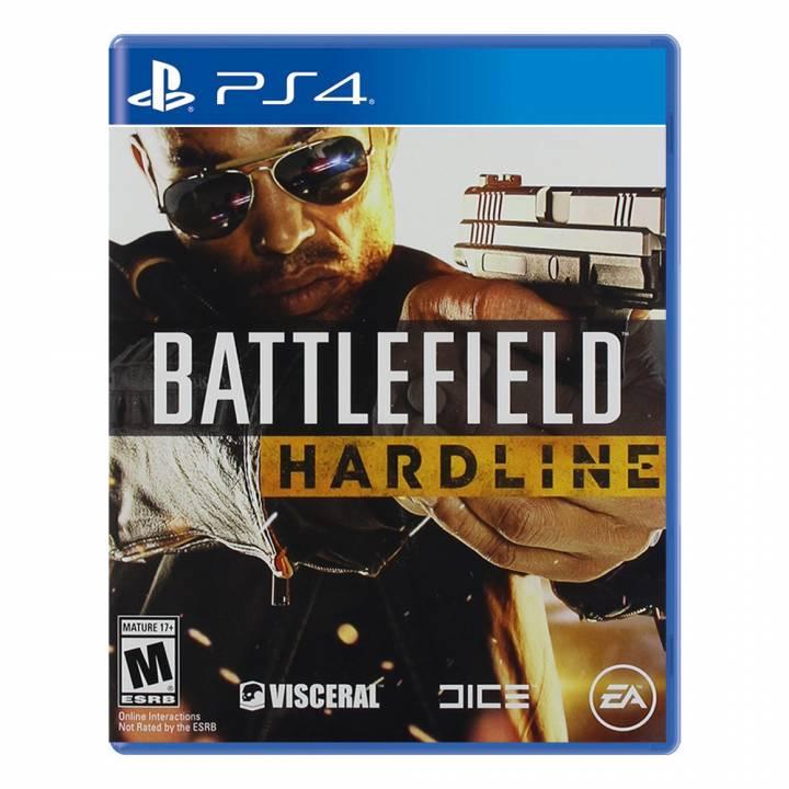 Battlefield Hardline - PS4