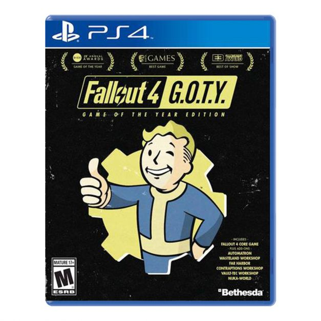 Fallout 4 G.O.T.Y. Edition - PS4