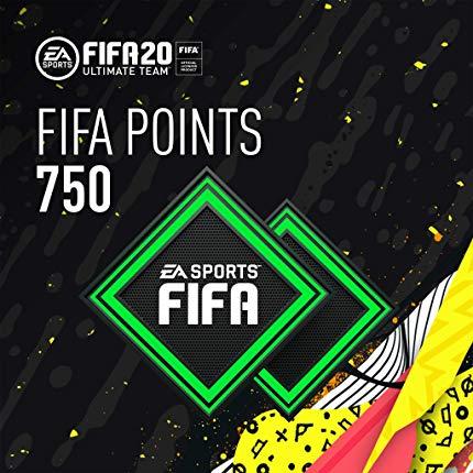 750 FIFA Points - PS4 CODIGO DE ACTIVACION