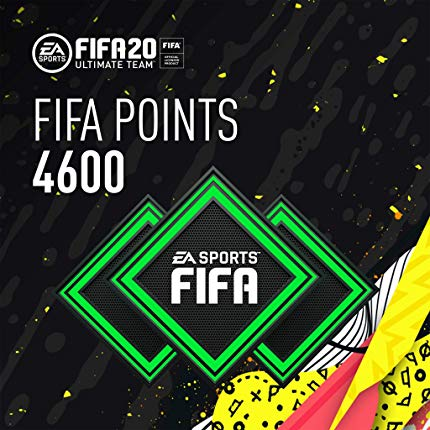 4600 FIFA Points - PS4 CODIGO DE ACTIVACION