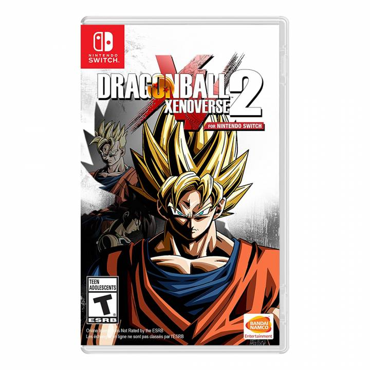 Dragon Ball Xenoverse 2 - Nintendo Switch