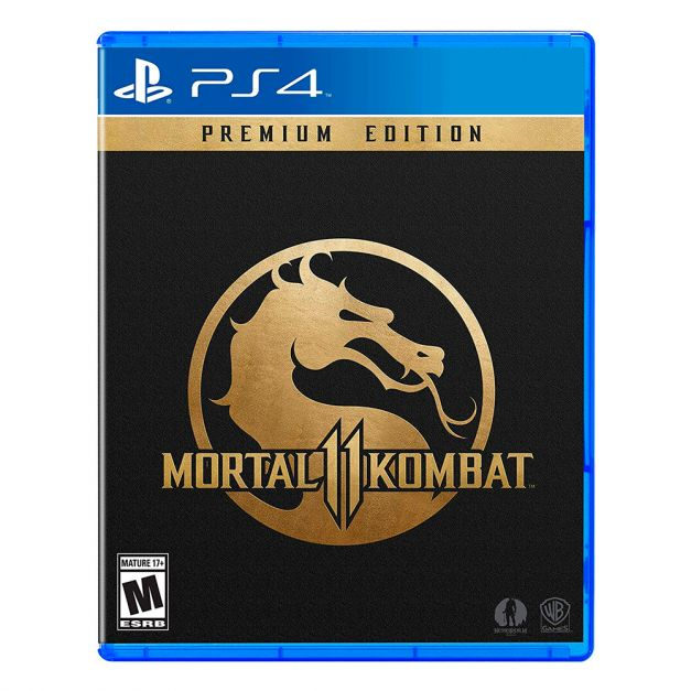 Mortal Kombat 11 Premium Edition - PS4 PREVENTA