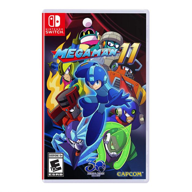MegaMan 11 - Nintendo Switch