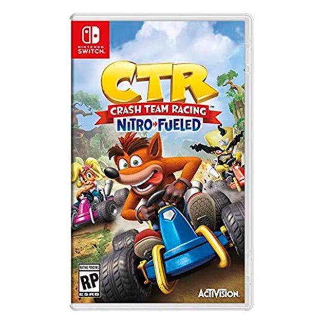 Crash Team Racing Nitro-Fueled - NINTENDO SWITCH PREVENTA