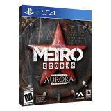 Metro: Exodus Aurora Limited Edition - PS4
