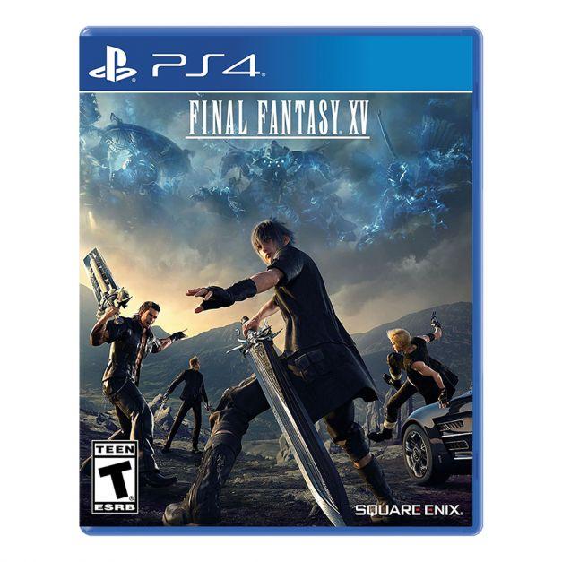 Final Fantasy XV - PS4