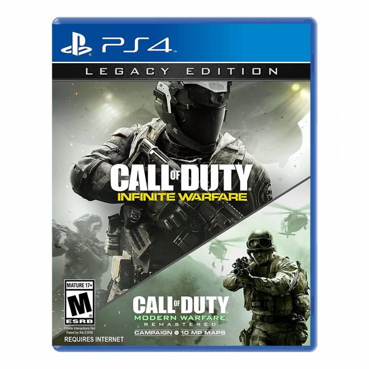 Call of Duty: Infinite Warfare Legacy Edition - PS4