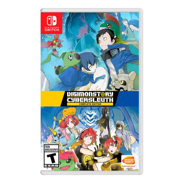 Digimon Story: Cyber Sleuth Complete Edition - Nintendo Switch