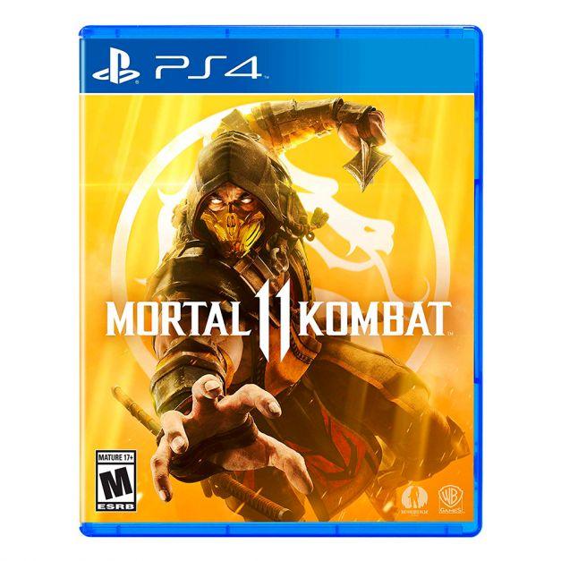 Mortal Kombat 11 - PS4 PREVENTA